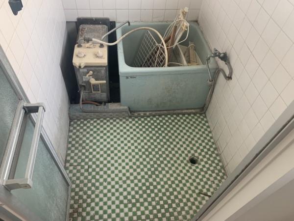 浴室再生リフォーム例リヴァイブカンパニー 画像
